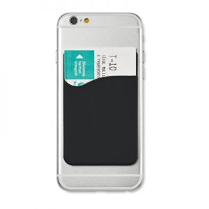 Silicone phone wallet MPHN08